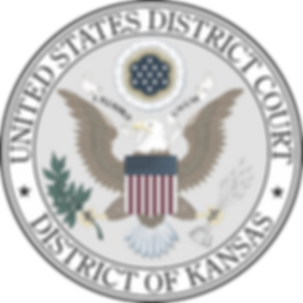 US District Court for Kansas Seal