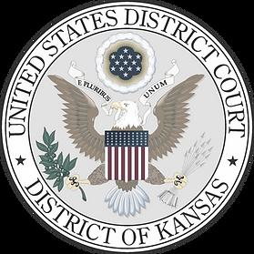 US District Court for Kansas Seal
