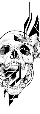 Skull Android I
