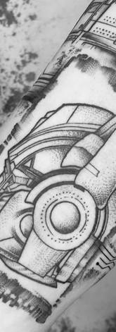 Optimus Sleeve I
