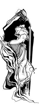 Ukiyoe Geisha I