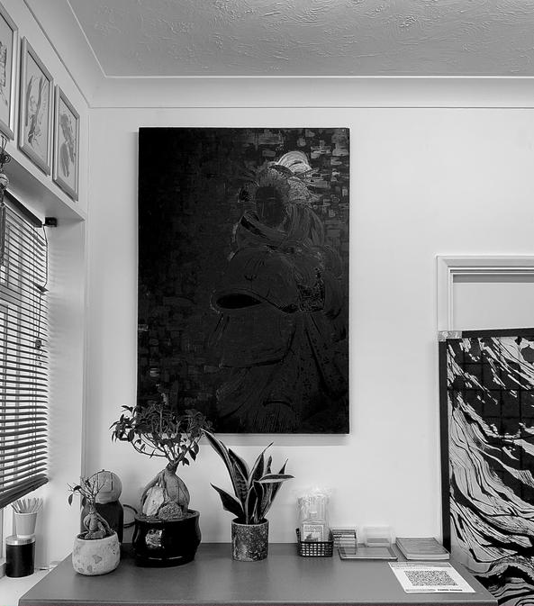 Black painting.heic