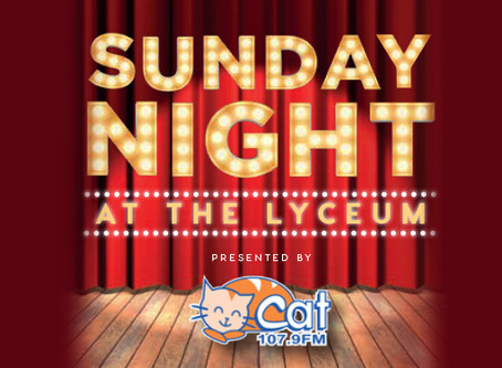 Sunday Night at the Lyceum
