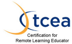 TCEA - Certification for Remote Learning Educator