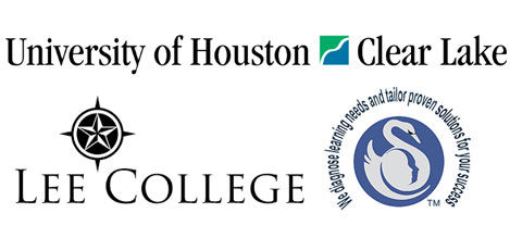 UHCL, Lee College, and Dynamic Learners logo