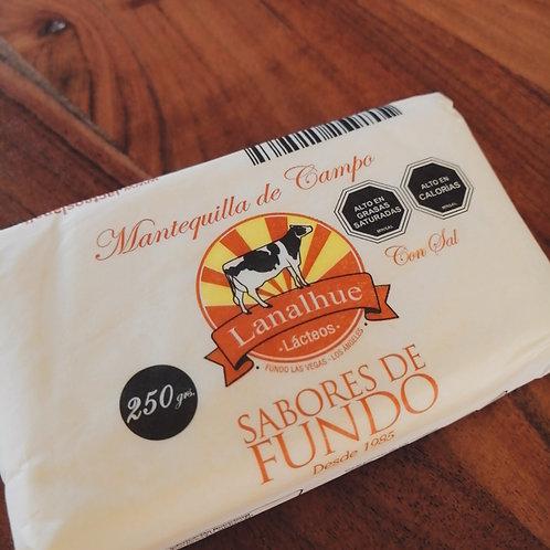 Mantequilla Artesanal 250 grs.