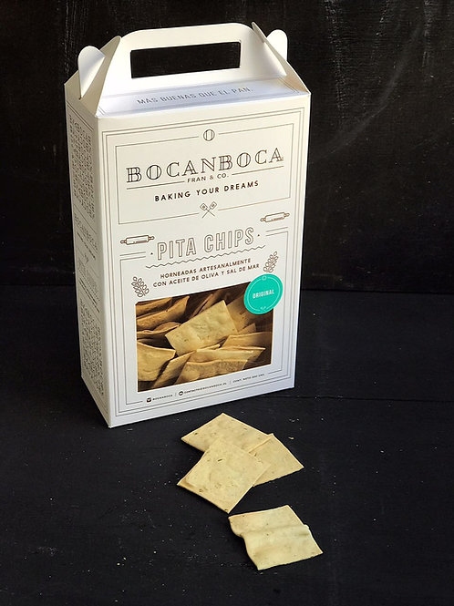 Pita Chips Original