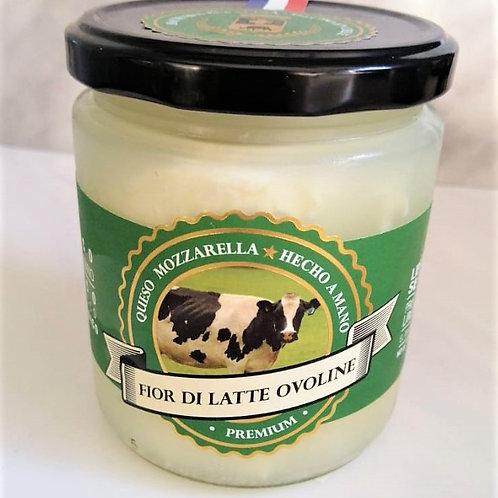 Mozzarella Ovoline Leche Fresca de Vaca