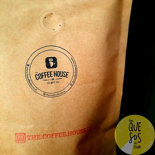 Café  en Grano Origen Perú