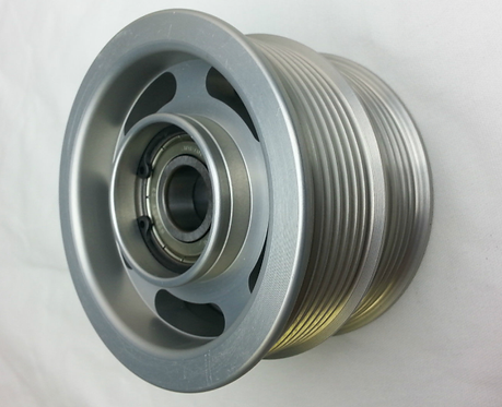FTP Billet Idler Pulleys