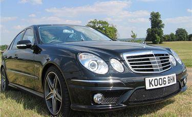 Mercedes Benz E 500 ECU Tuning Software