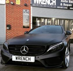 London Mercedes AMG Performance