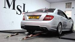 UK Mercedes AMG Performance Center