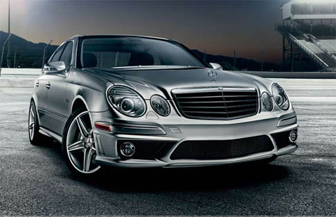 Mercedes Benz E63 AMG ECU Tuning Software