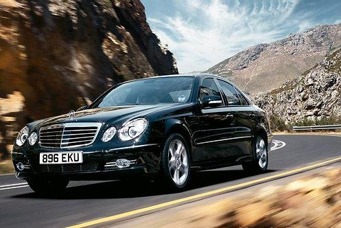 Mercedes E350 ECU Tuning Software