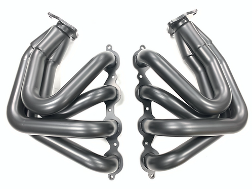 2020-2021 C8 Headers Black Ceramic Coated