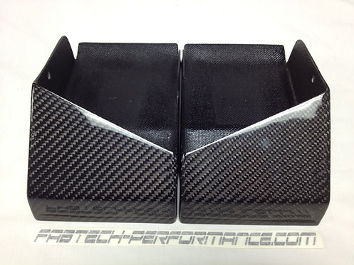 FTP Carbon Fiber Intake Scoops