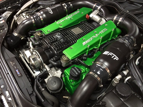FTP 55K AMG Complete Intake System