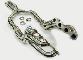 Mercedes Headers