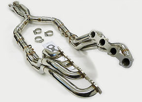 E55 AMG Catted Longtube Headers
