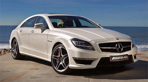Mercedes Benz CLS63 AMG ECU Programming