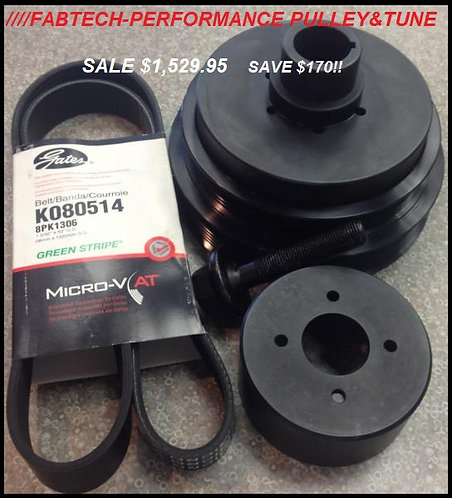 FTP 180 MM Pulley Kit