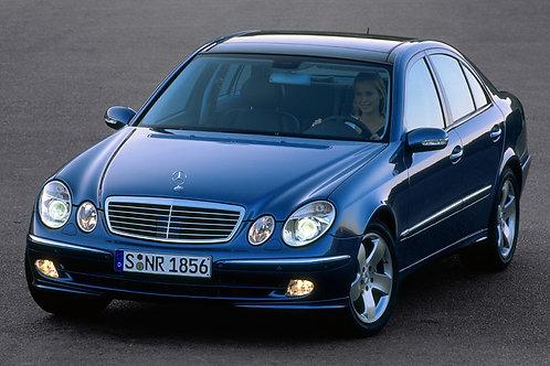 Mercedes Benz E320 ECU Tuning Software