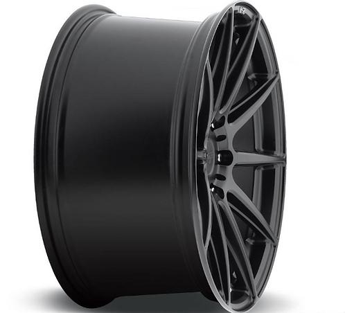 20'' Niche Black Concave Wheels