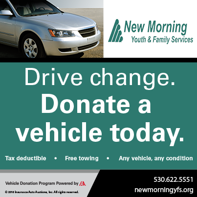 Donate Vehicle for New Morning