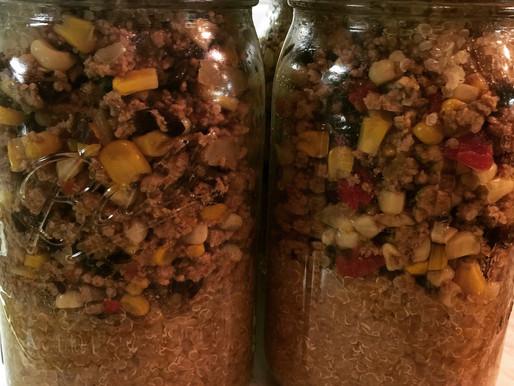 Southwestern Style Quinoa