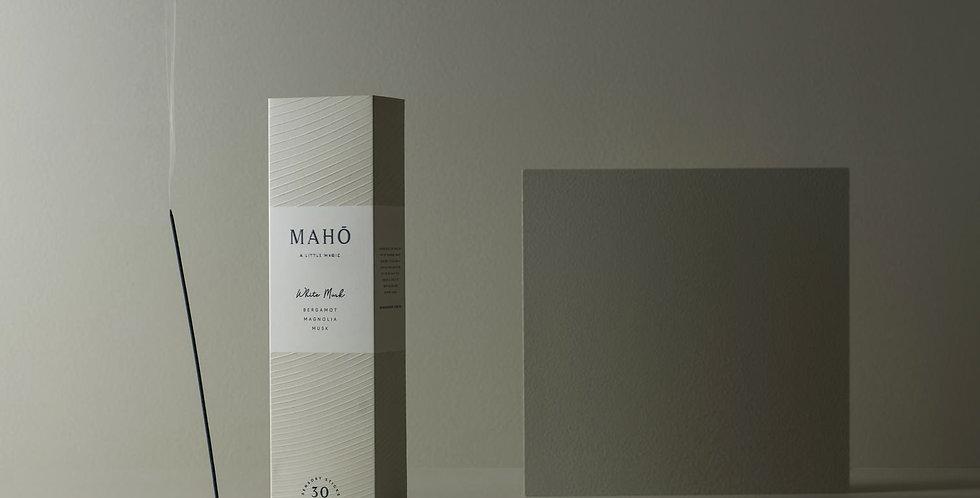 MAHO Sensory Sticks - White Musk