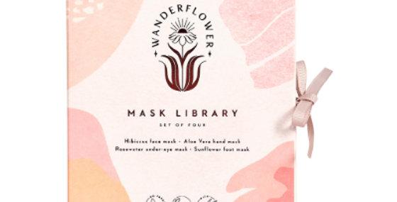 Wanderflower Mask Set