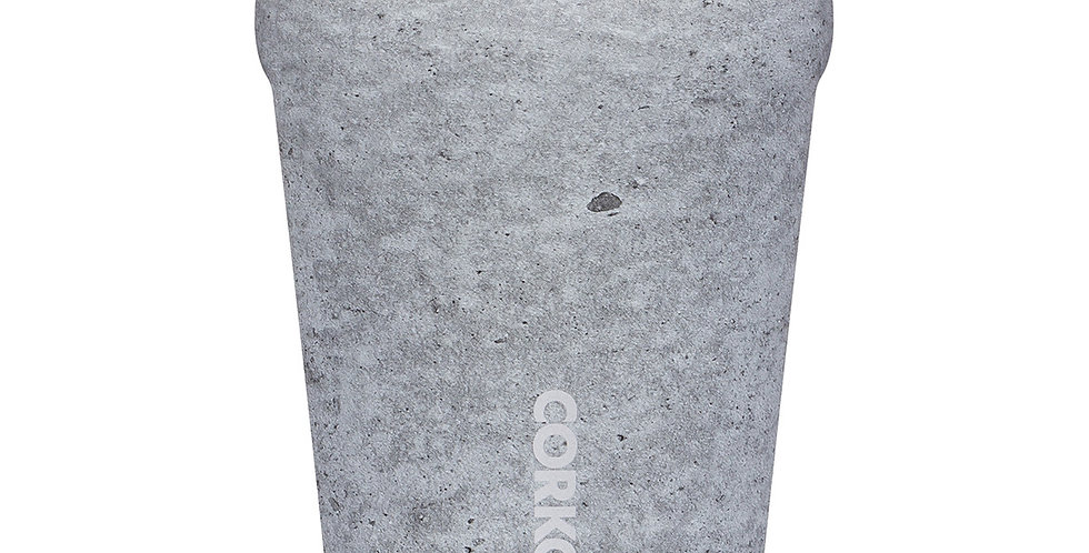 Insulated Stainless Steel Tumbler 355ml (Concrete)