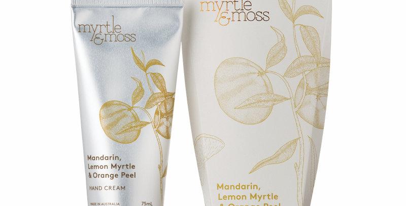 Hand Cream - Mandarin + Lemon Myrtle + Orange