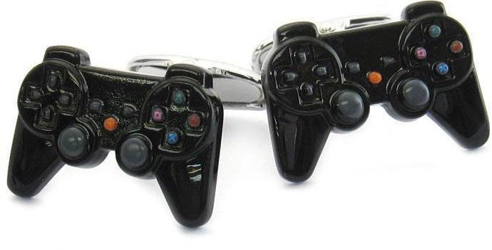 Playstation 3 PS3 Style Controller Cufflinks