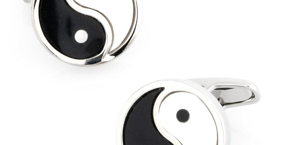 Yin & Yang Cufflinks