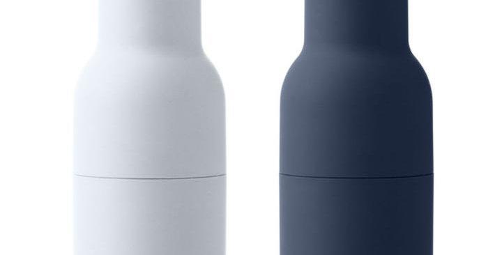 Menu Bottle Grinders (Classic Blue)