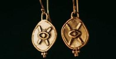 The Secret Earrings - Luck/Gold