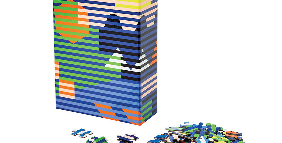 Pattern Puzzle Large