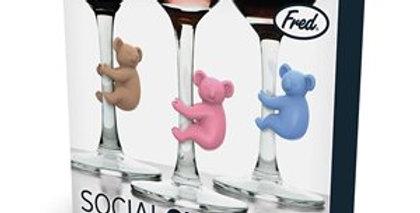 Koala Wine Markers