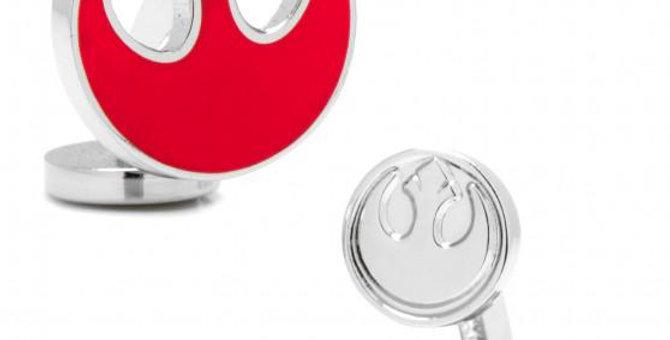 Star Wars Rebel Alliance Symbol Cufflinks