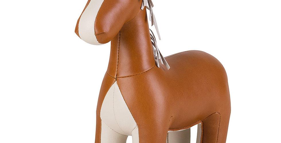Bookend - Classic Horse Tan