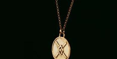 The Secret Necklace - Luck/Gold