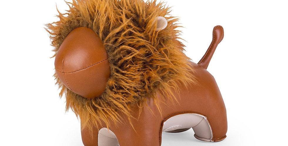 Bookend - Lion Tan