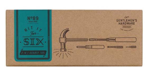 6-in-1 Hammer Tool
