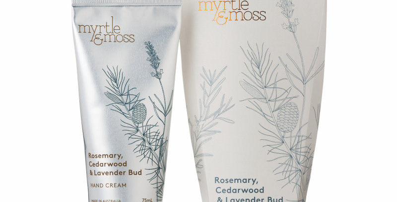 Hand Cream - Rosemary + Cedarwood + Lavender