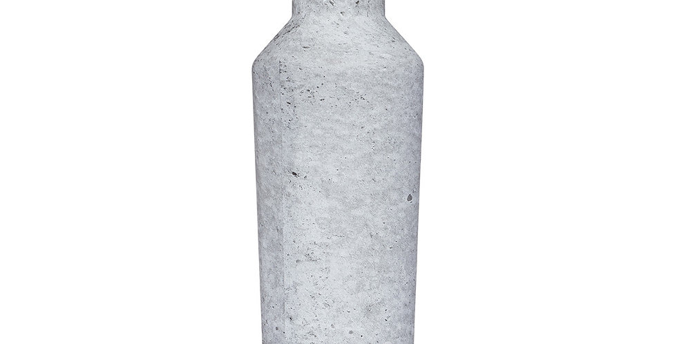 Insulated Stainless Steel Bottle 475ml (Concrete)