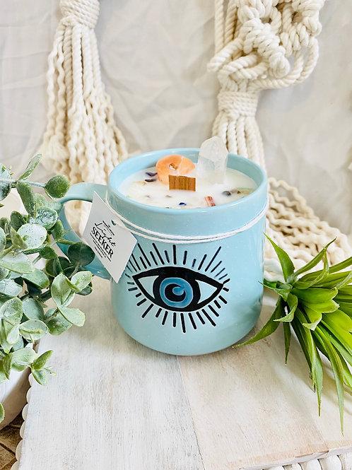 Light Seeker Mug Candle