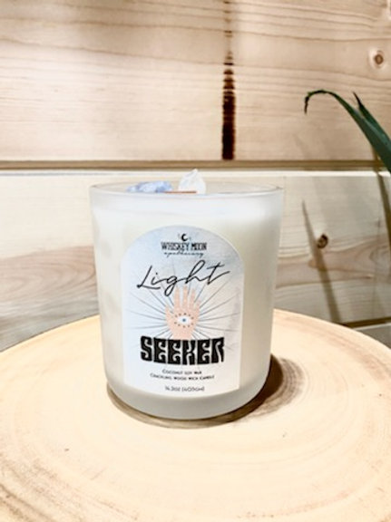 Light Seeker Coco Soy Candle
