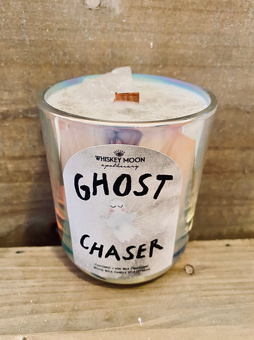Ghost Chaser Iridescent Candle